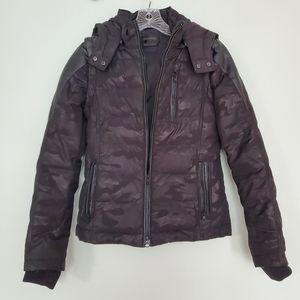 DANIER down/feather 2 in 1 Jacket & Vest